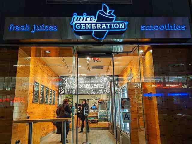 Juice Generation (1)