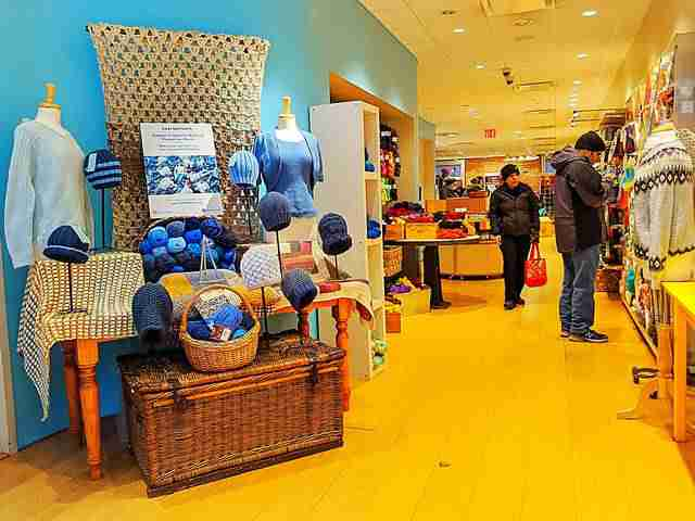 Lion Brand Yarn Studio NY (2)