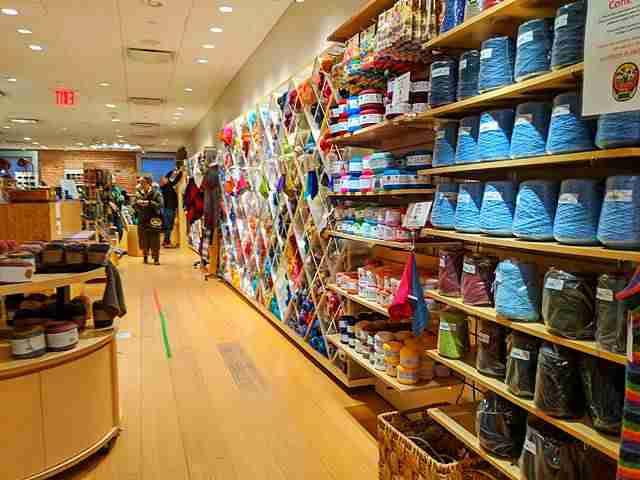 Lion Brand Yarn Studio NY (5)