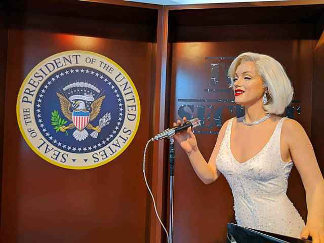Madame Tussauds Washington DC (1)