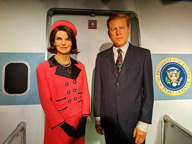Madame Tussauds Washington DC (12)