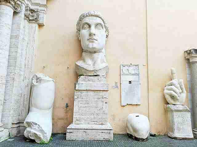 Musei Capitolini Roma Italy (1)