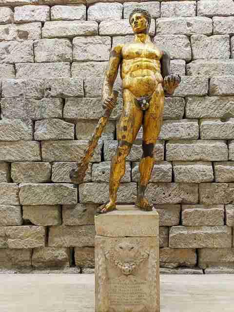 Musei Capitolini Roma Italy (23)