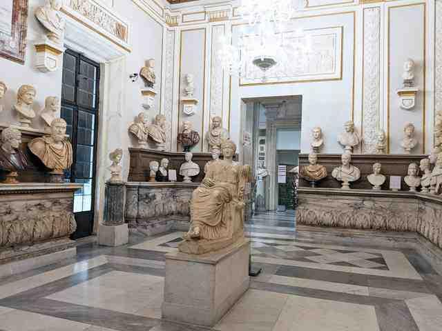 Musei Capitolini Roma Italy (34)