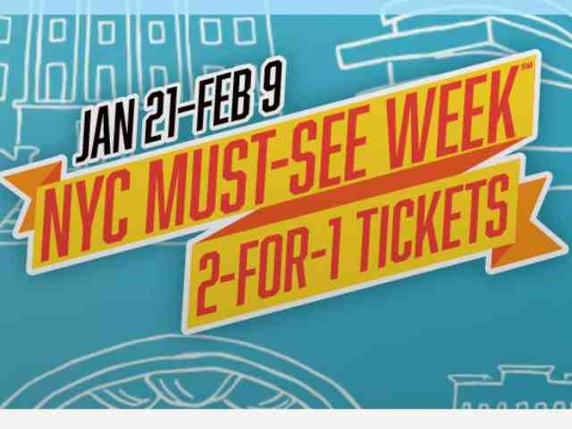 NYC Must-See Week 2020 (1)