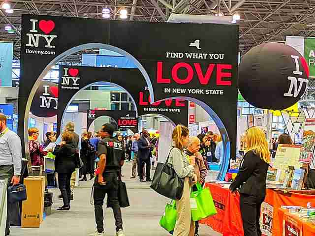 New York Times Travel Show (1)