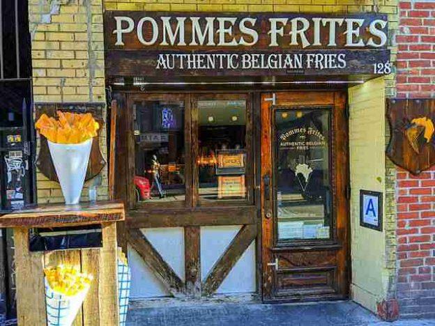 Pommes Frites NY (1)