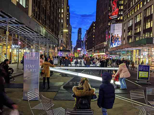 Seesaws Garment District NY (1)