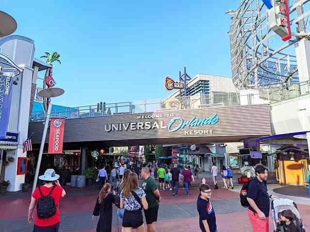 Universal Studios Orlando Florida (2)