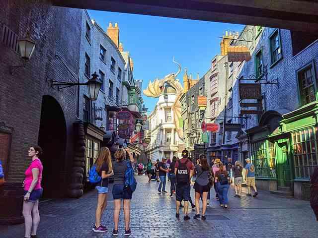 Universal Studios Orlando Florida (7)