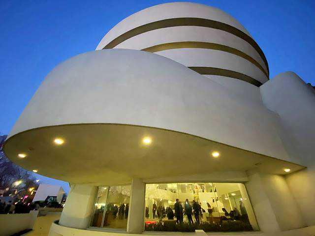 Guggenheim Museum NYC (1)