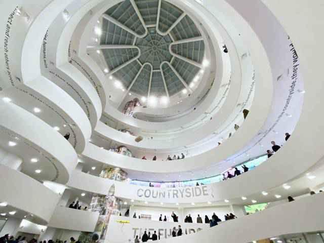 Guggenheim Museum NYC (2)
