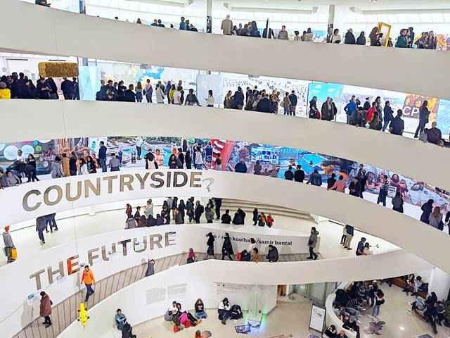 Guggenheim Museum NYC (39)
