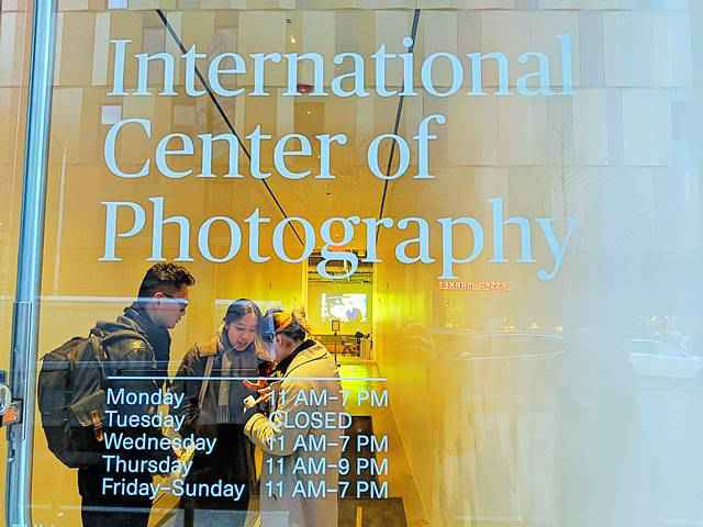 International Center of Photography Museum NY (1)