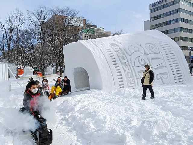 Sapporo Snow Festival (10)