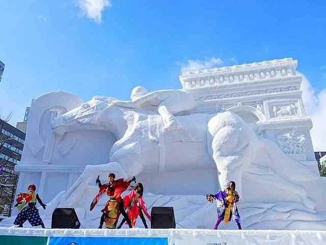 Sapporo Snow Festival (3)