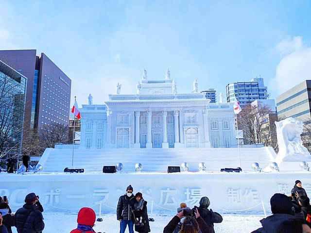 Sapporo Snow Festival (4)