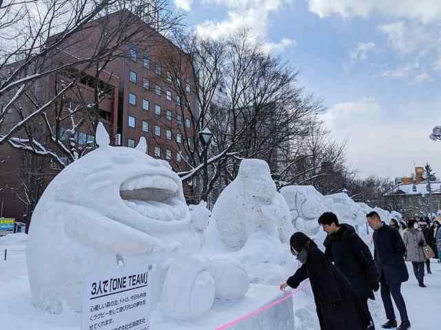 Sapporo Snow Festival (5)