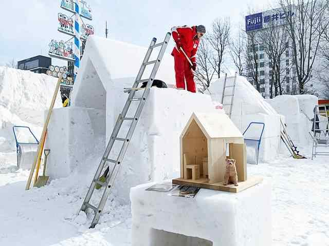 Sapporo Snow Festival (8)