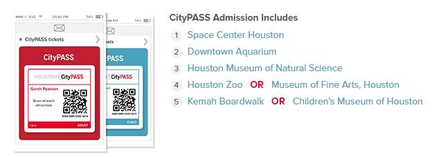 Houston CityPASS (2)
