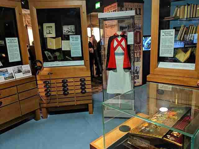 Florence Nightingale Museum London (13)