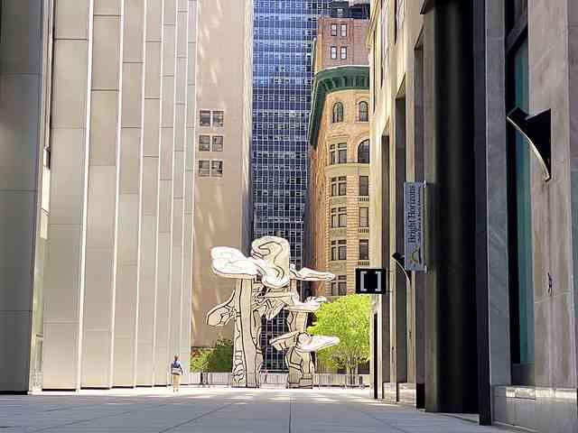 Lower Manhattan Art