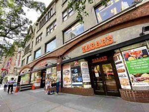 Zabar's NYC