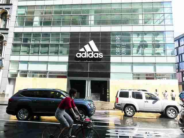 Adidas NYC