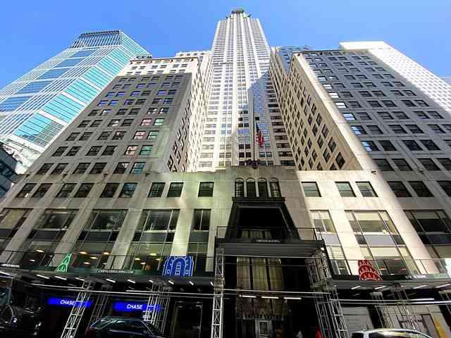 Chrysler Building NY (1)