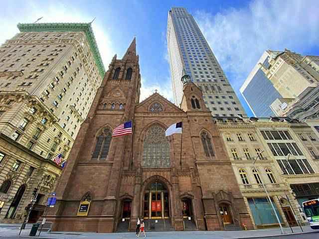 Fifth Avenue Presbyterian Church NYC