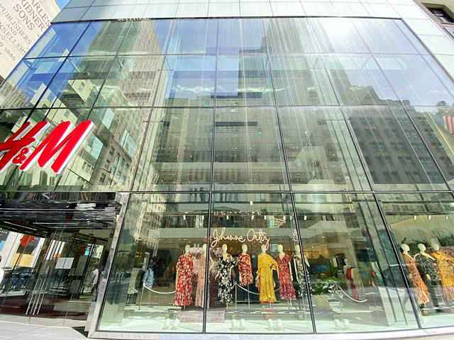 H&M NYC