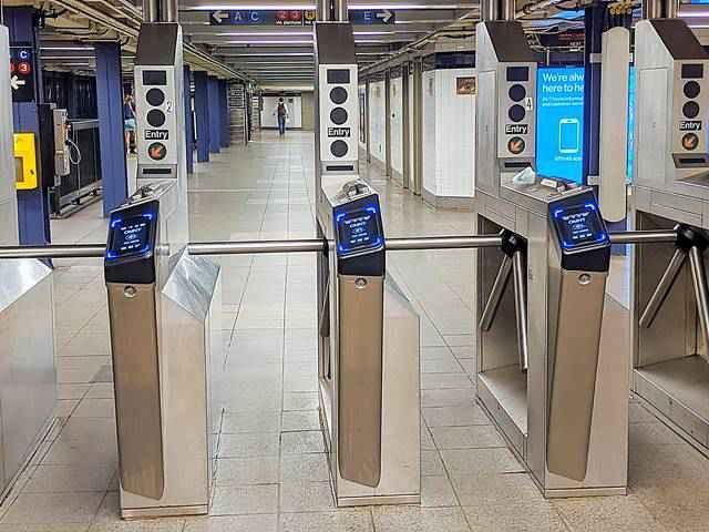 Metro NYC Subway (2)
