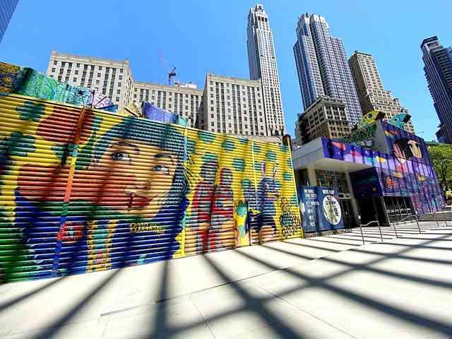 NY WTC Wall Art