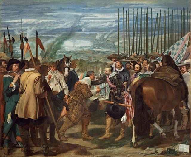 The Surrender of Breda(1)