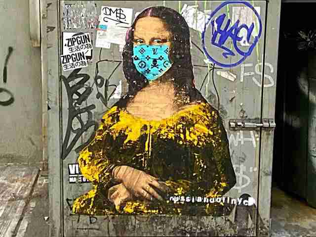Wall Art Lower East Side NYC (4)