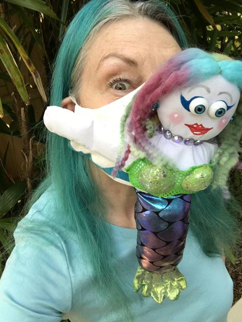 mask mermaid 3
