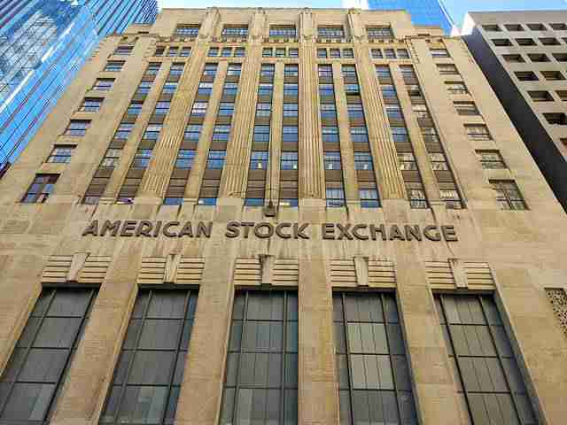 American Stock Exchange (1)