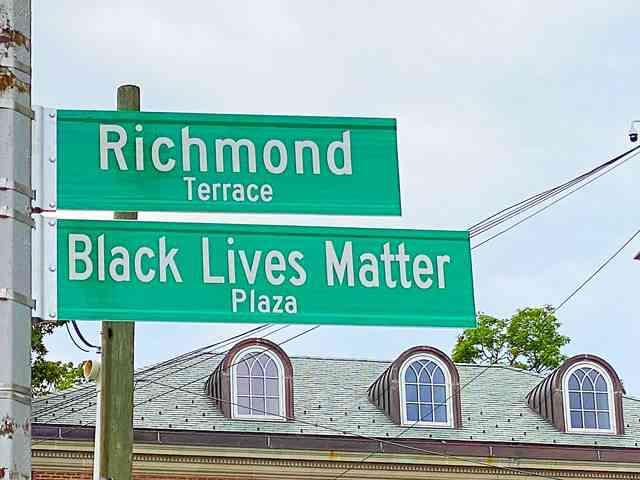 Black Lives Matter Staten Island NY (2)