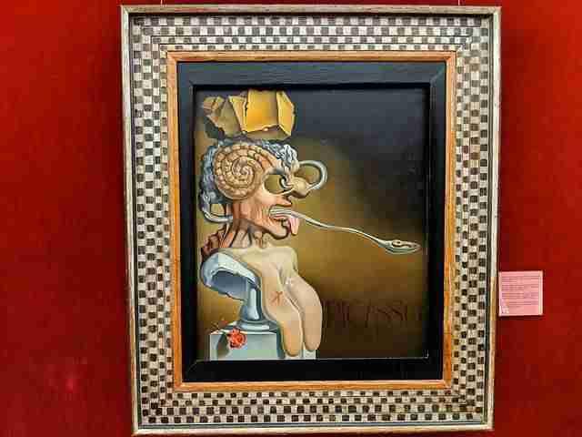 Dalí Museum Figueres Spain (16)