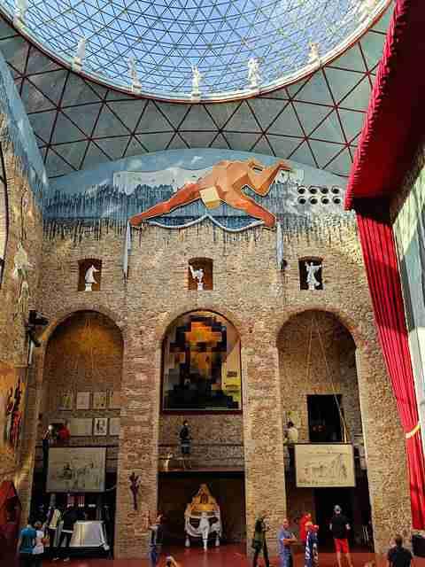 Dalí Museum Figueres Spain (22)