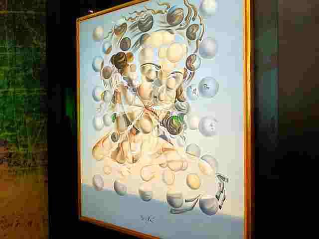 Dalí Museum Figueres Spain (34)