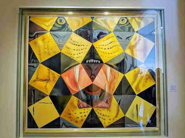 Dalí Museum Figueres Spain (43)