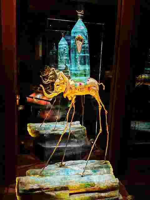 Dalí Museum Figueres Spain (47)