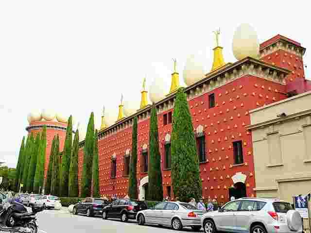 Dalí Museum Figueres Spain (48)