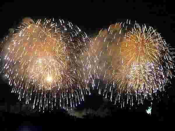 Fireworks NY