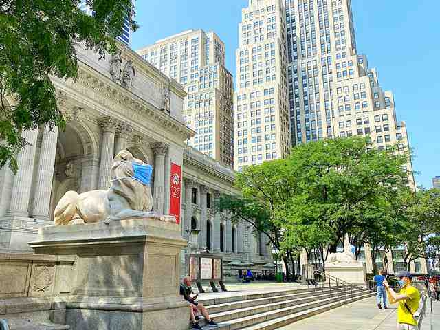 New York Public Library (2)