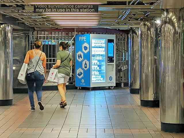PPE vending machine (1)