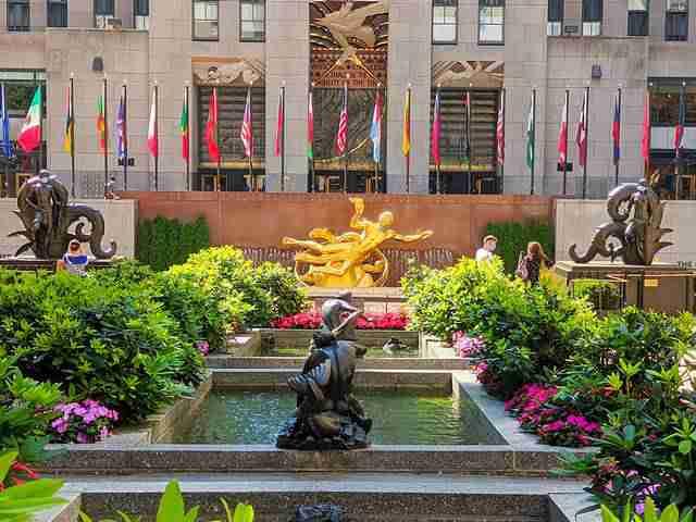 Rockefeller Center NY (2)