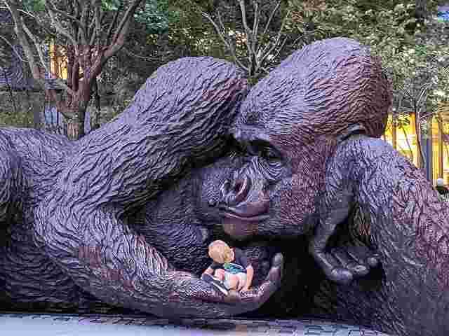 Hudson Yards King Kong (1)