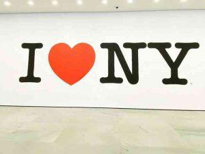 I Love New York MoMA